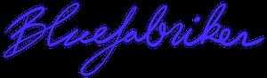 Bluefabriker - Logo